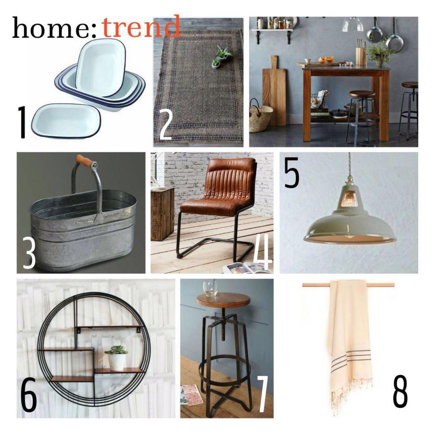 home: trend [ Rustic Utilitarian]