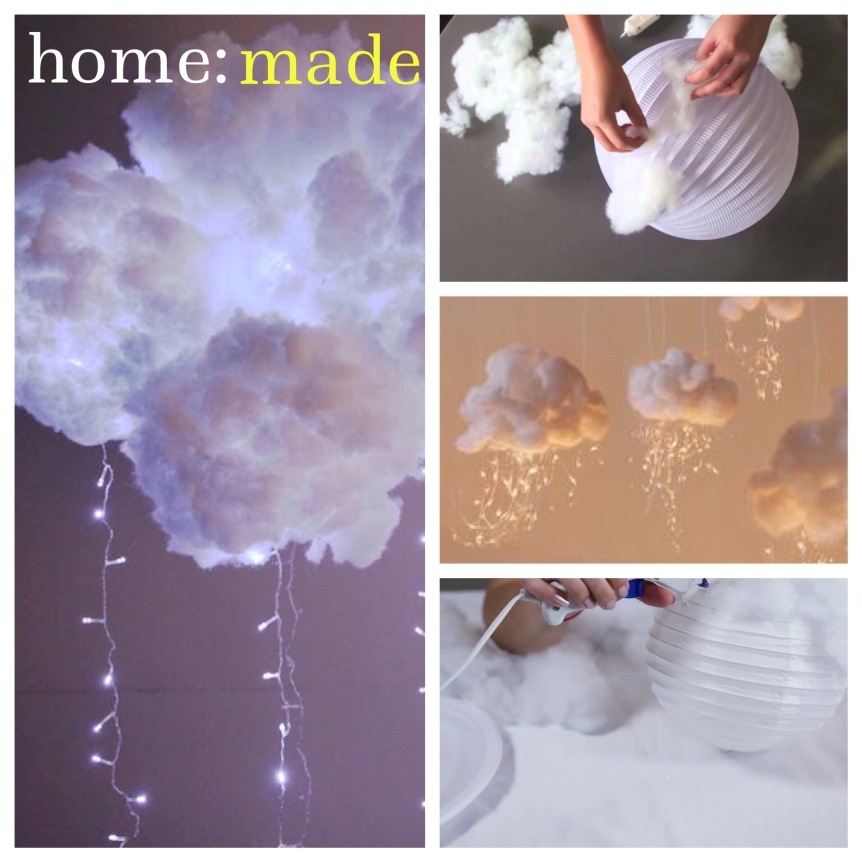 home: made [ cloud light ]