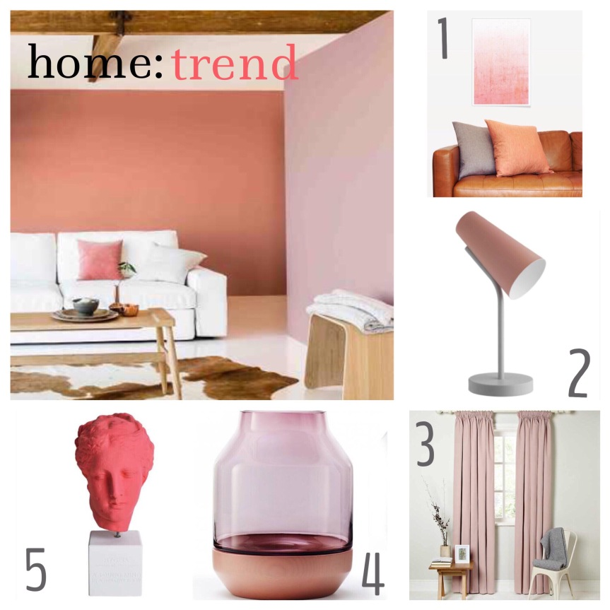 home: trend [ blush hues ]