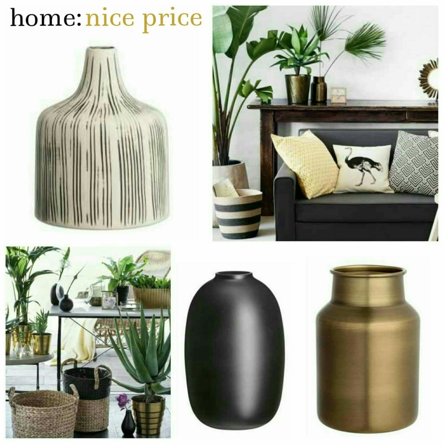 home: nice price [ vases ]