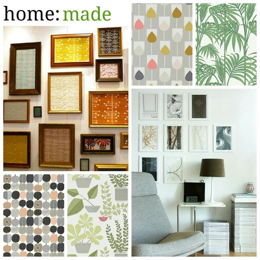 home: made [ wallpaper art]