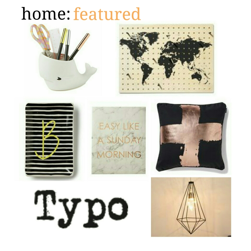 home: featured [ Typo ]