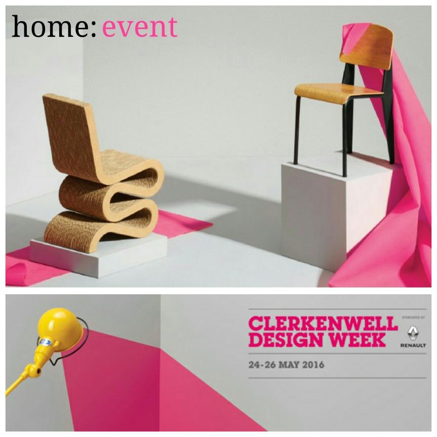 home: event [ Clerkenwell Design Week]