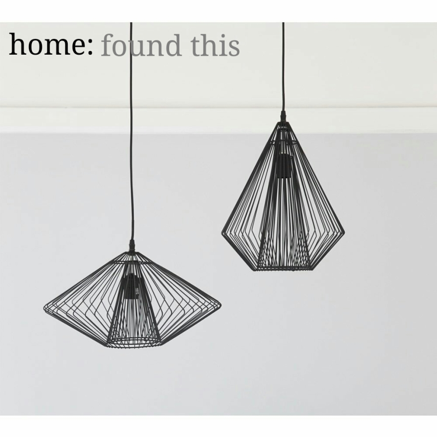 home: found this [ polygon light]