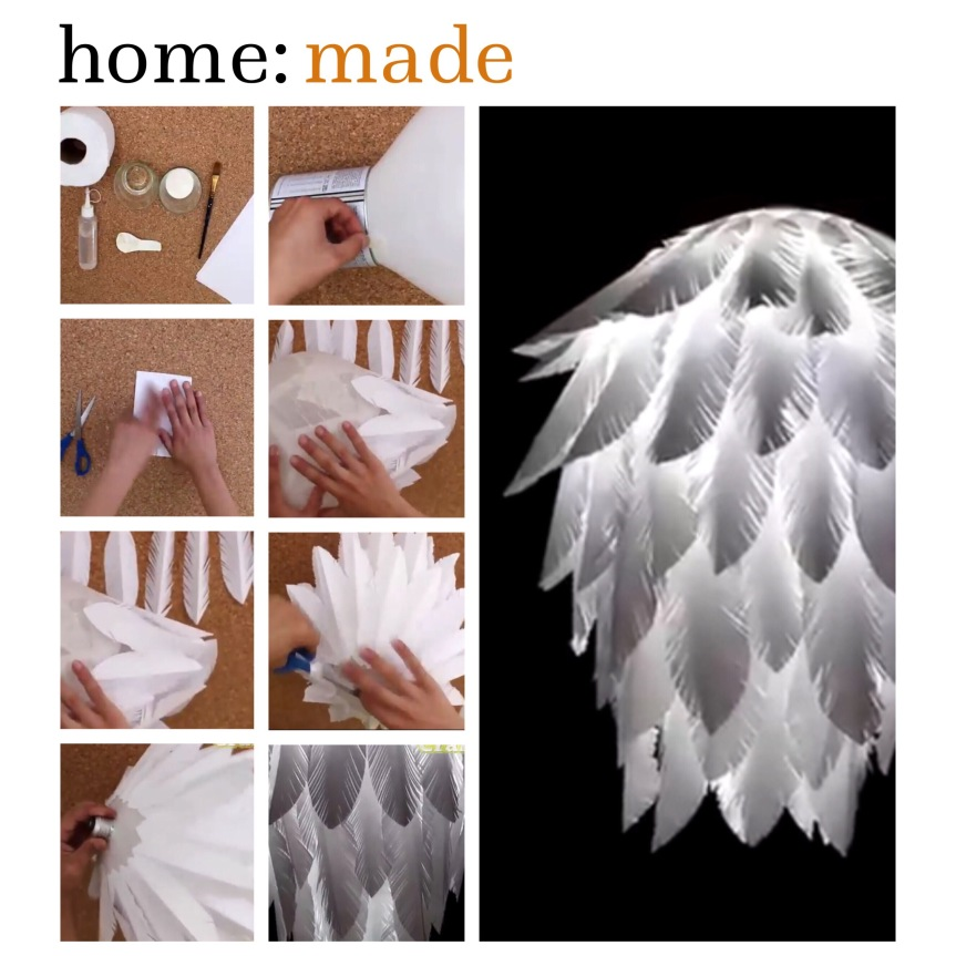 home: made [ feather light ]
