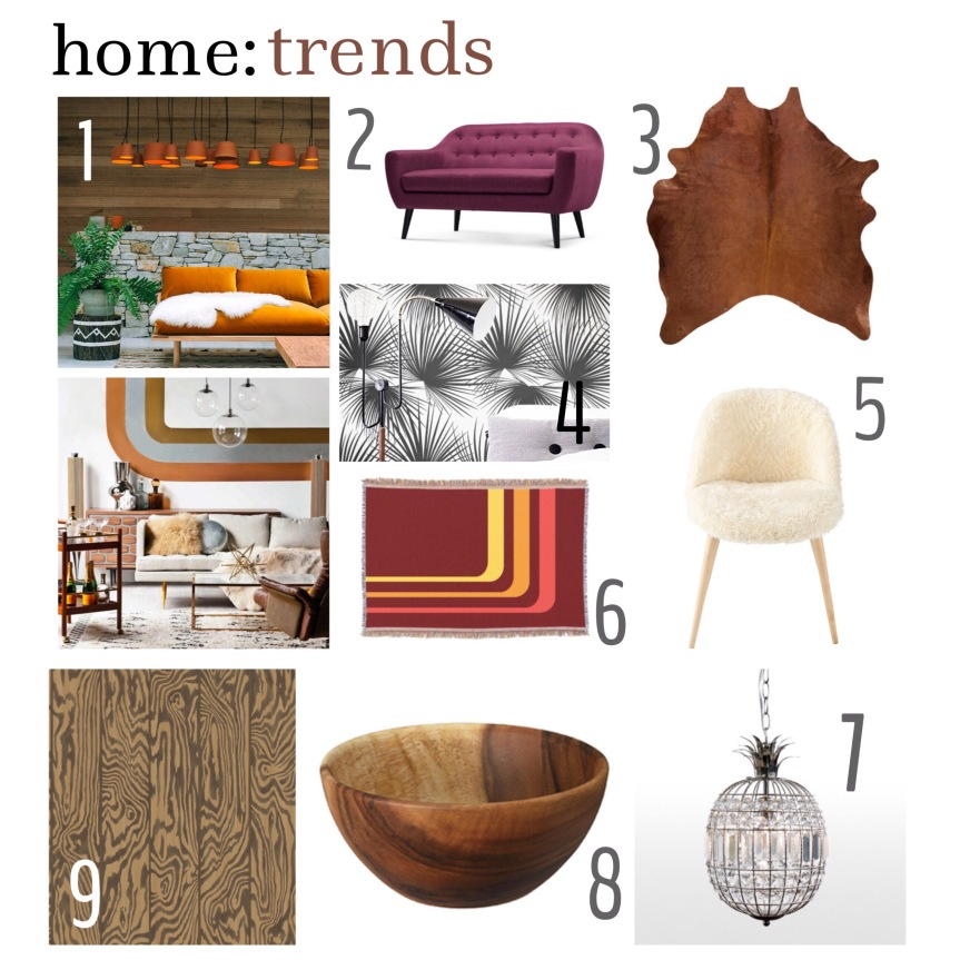 home: trend [ 70s print ]