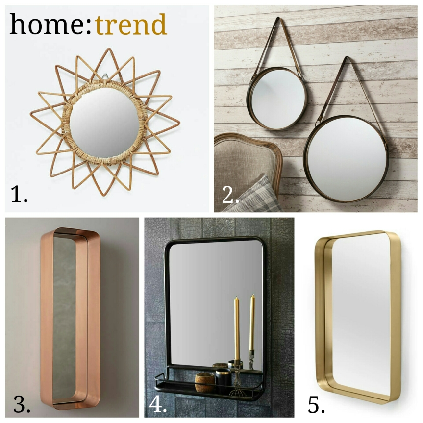 home: trend [ mirrors ]