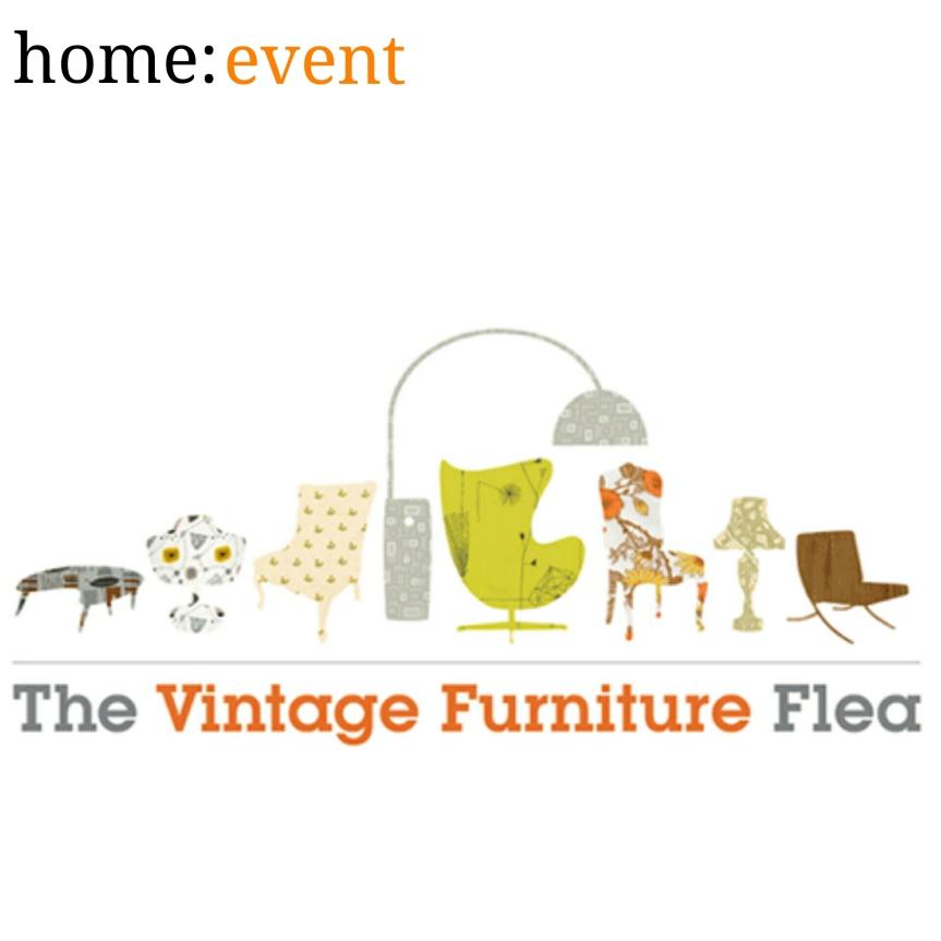 home: event [ vintage furniture flea]