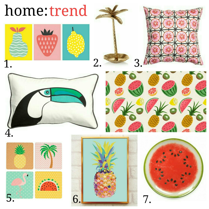 home: trend [ tropical ]