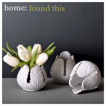 home: found this [ vase ]