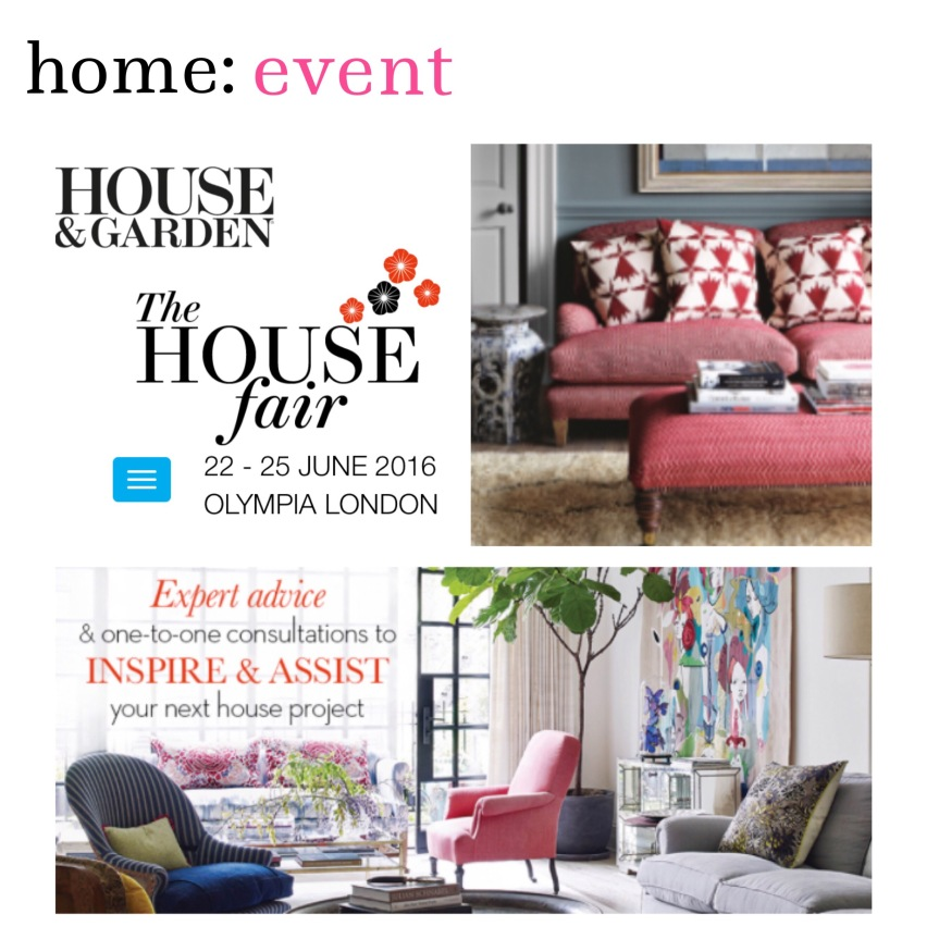 home: event [the house fair ]