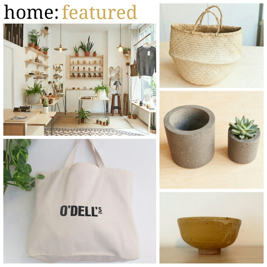 home: featured [ O'Dell's ]