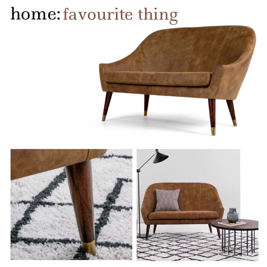 home: favourite thing [ sofa ]