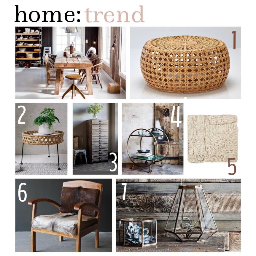 home: trend [ urban wild ]