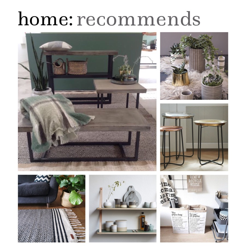 home: recommends [ Peastyle ]
