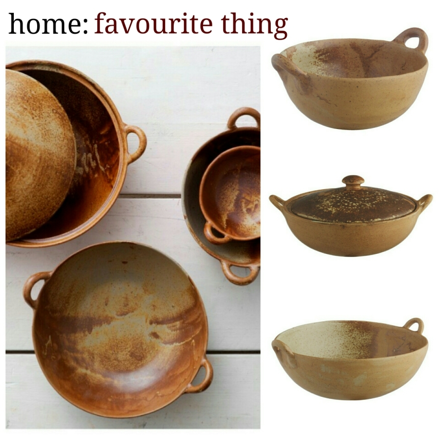 home: favourite thing [stoneware bowls ]