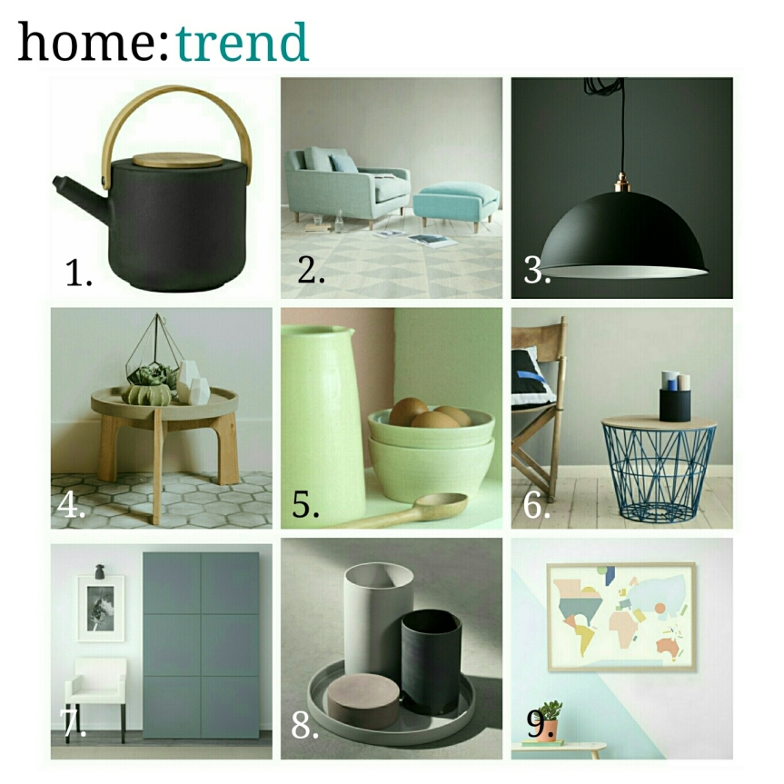 home: trend [ matte finish ]