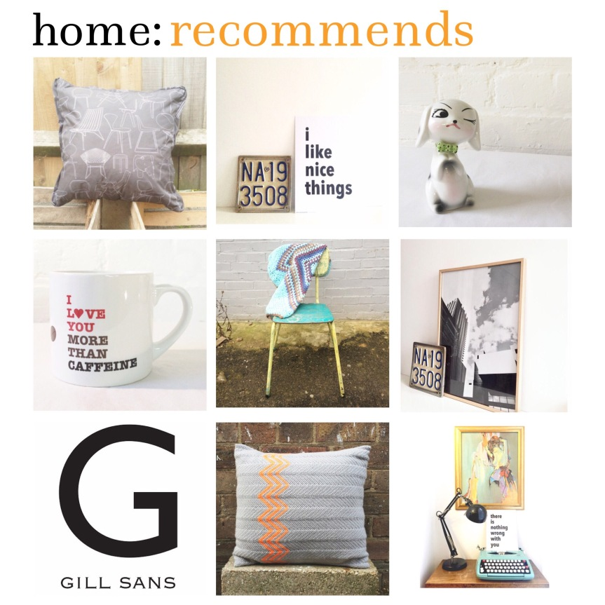 home: recommends [ A Room In My House ]