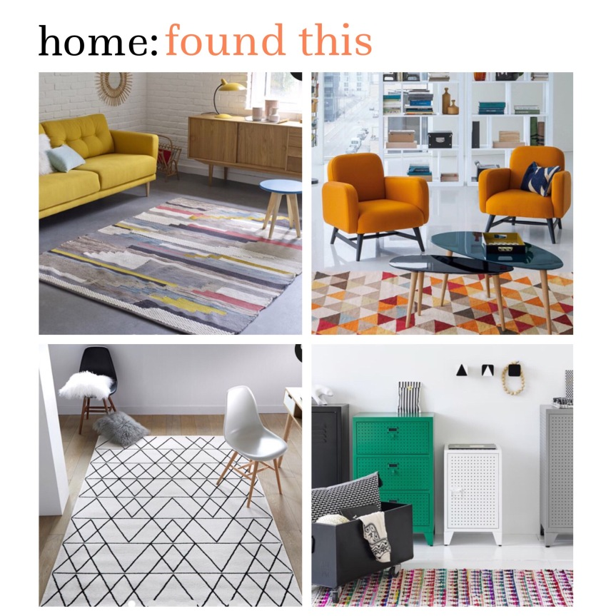 home: found this [ rugs ]