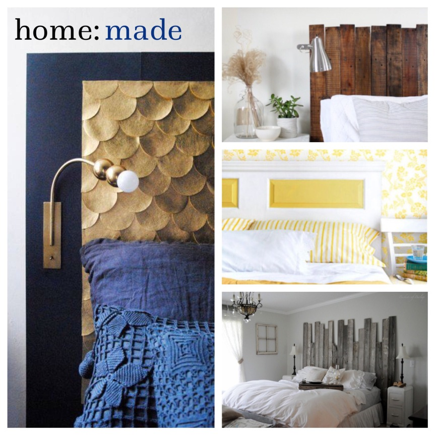 home: made [bed headboards ]