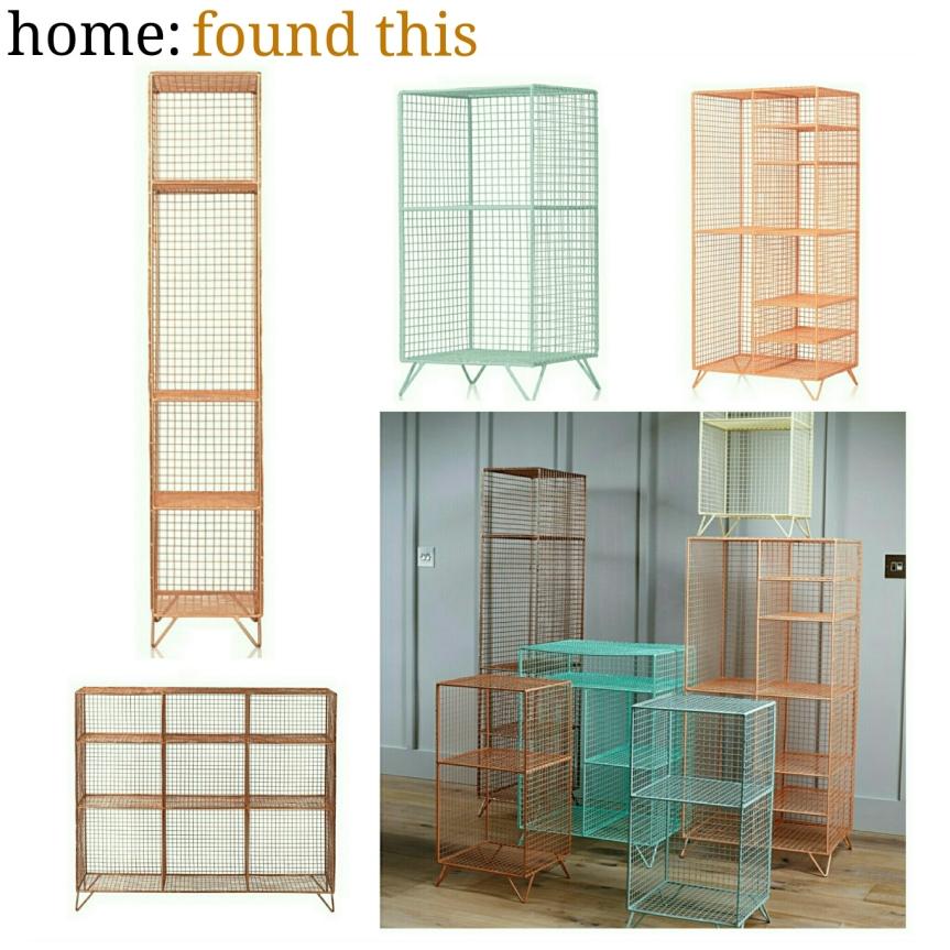 home: found this [ wire storage]