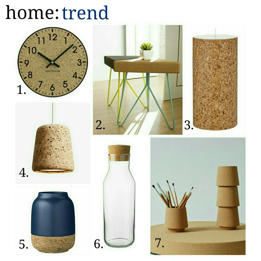 home: trend [ cork ]