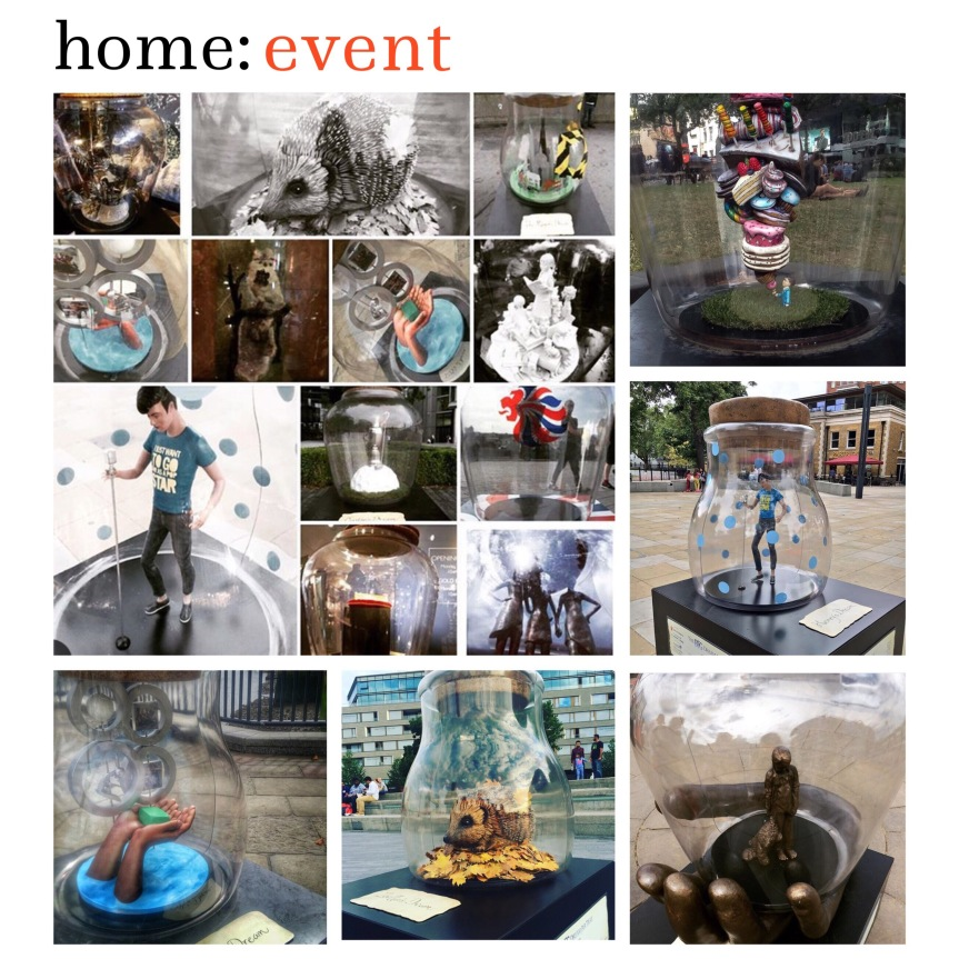 home: event [ The BFG dream jars trail ]
