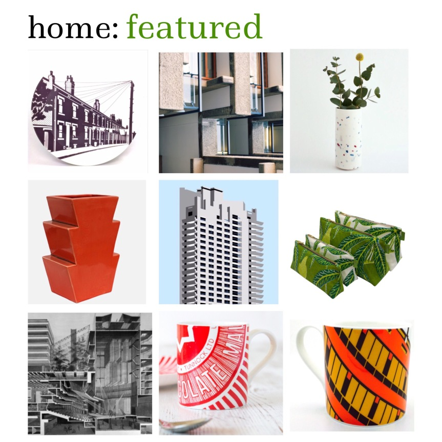 home: featured [ The Barbican shop ]