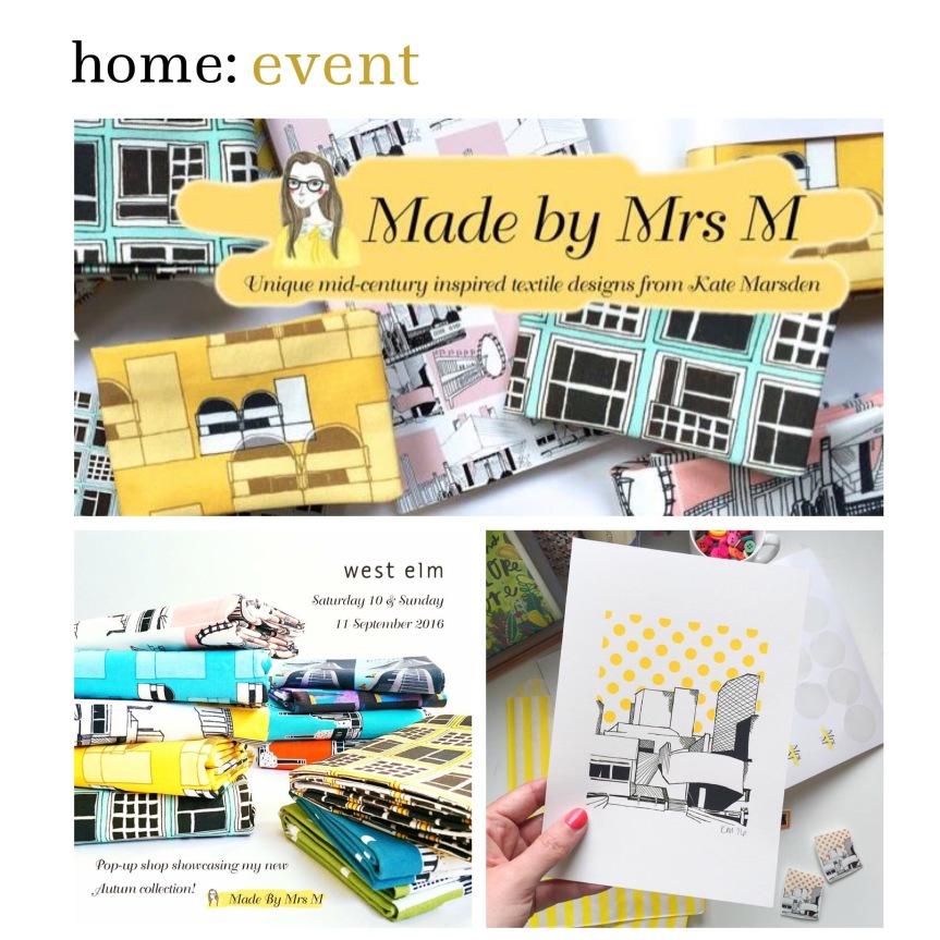 home: event [ pop up shop ]