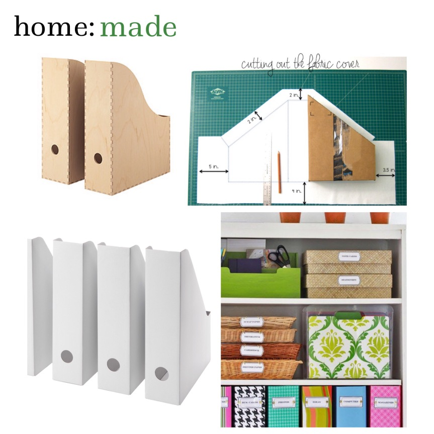 home: made [ magazine files ]