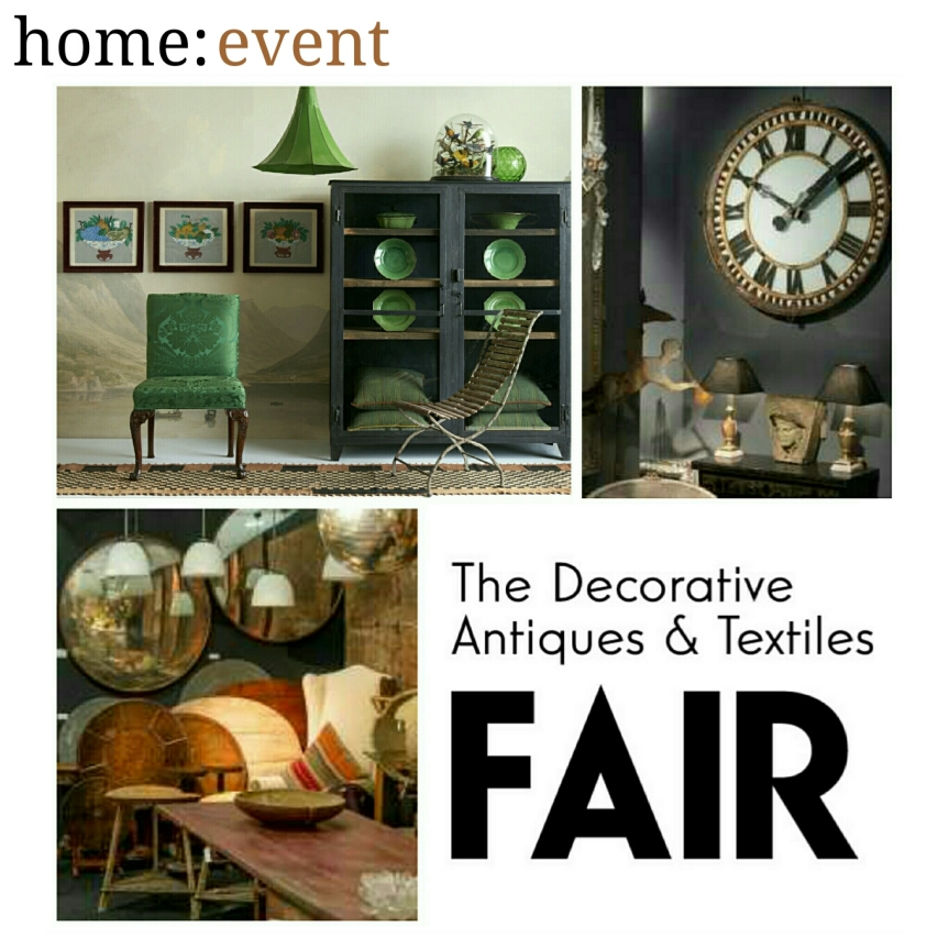 home: event [ antiques fair ]