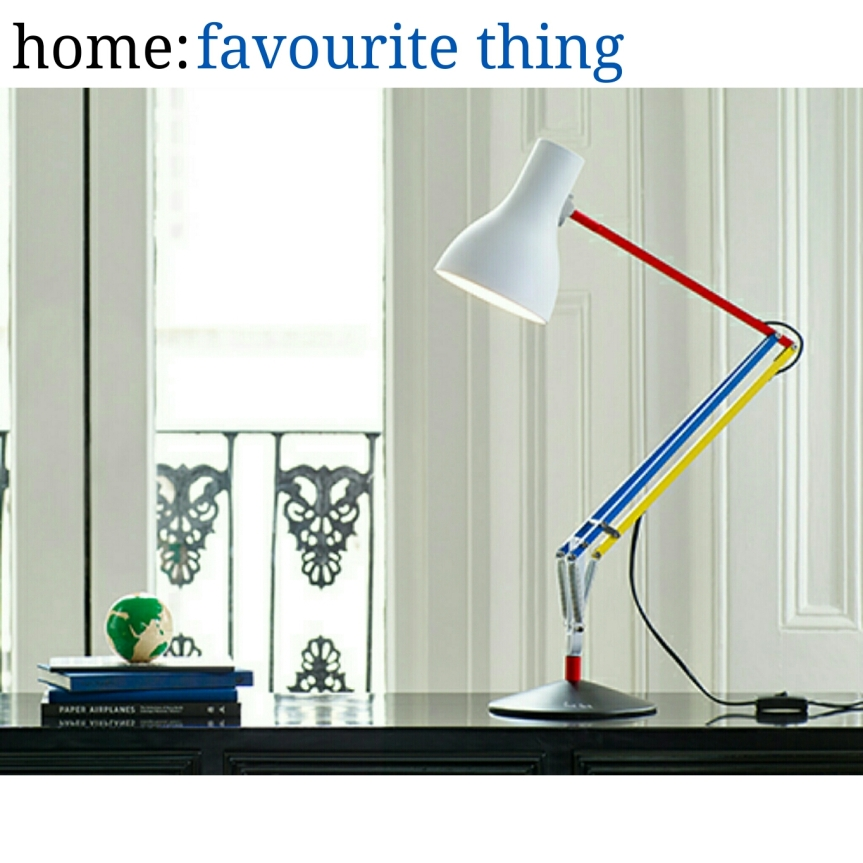 home: favourite thing [ Anglepoise ]
