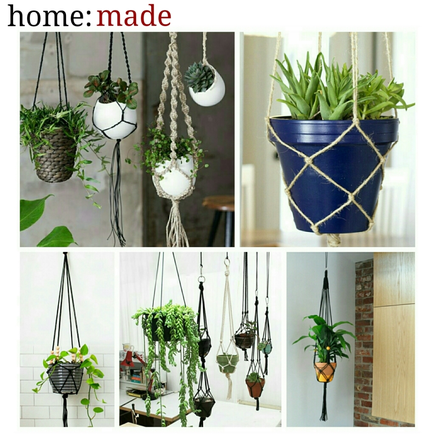 home: made [ macramé ]