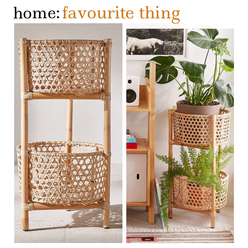 home: favourite thing [ tiered stand ]