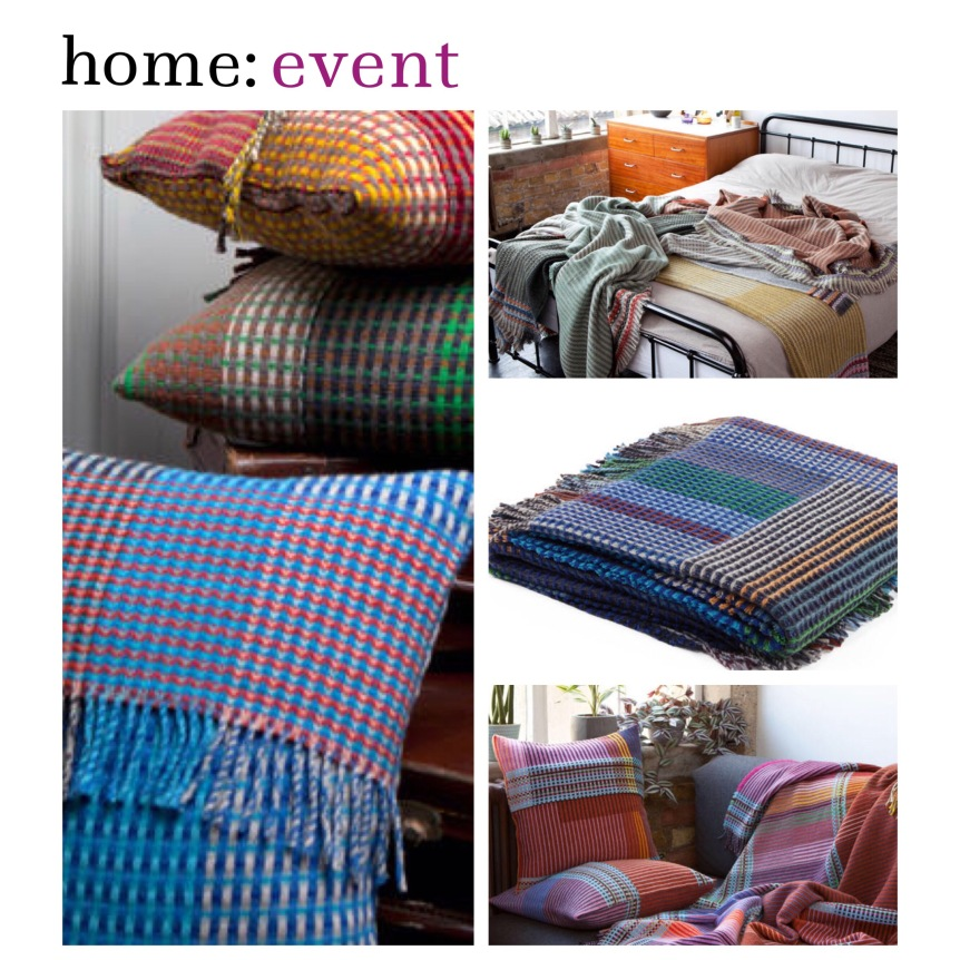 home: event [ homeware launch ]