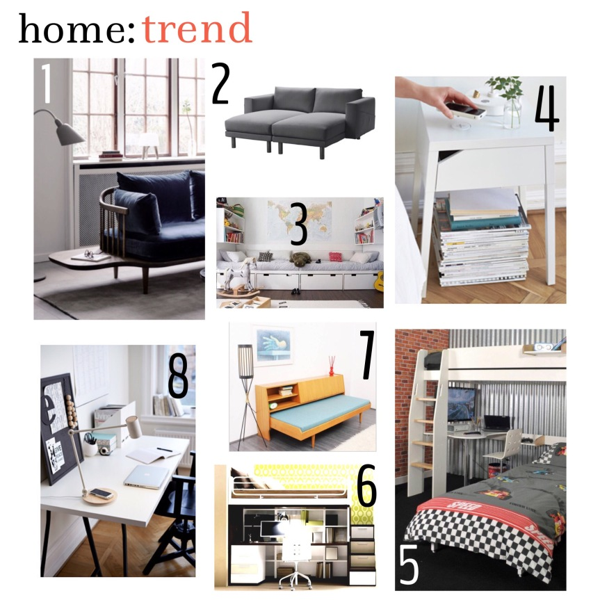 home: trend [ flexible furniture ]