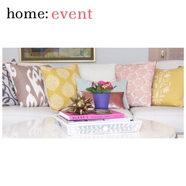 home: event [ home styling workshop ]