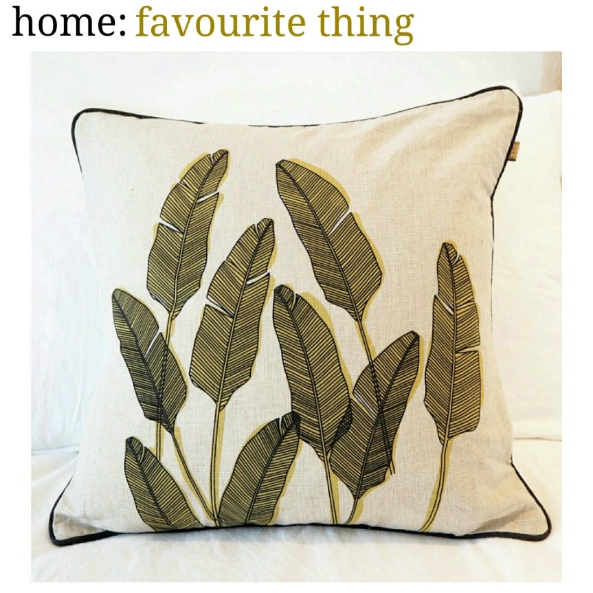 home: favourite thing