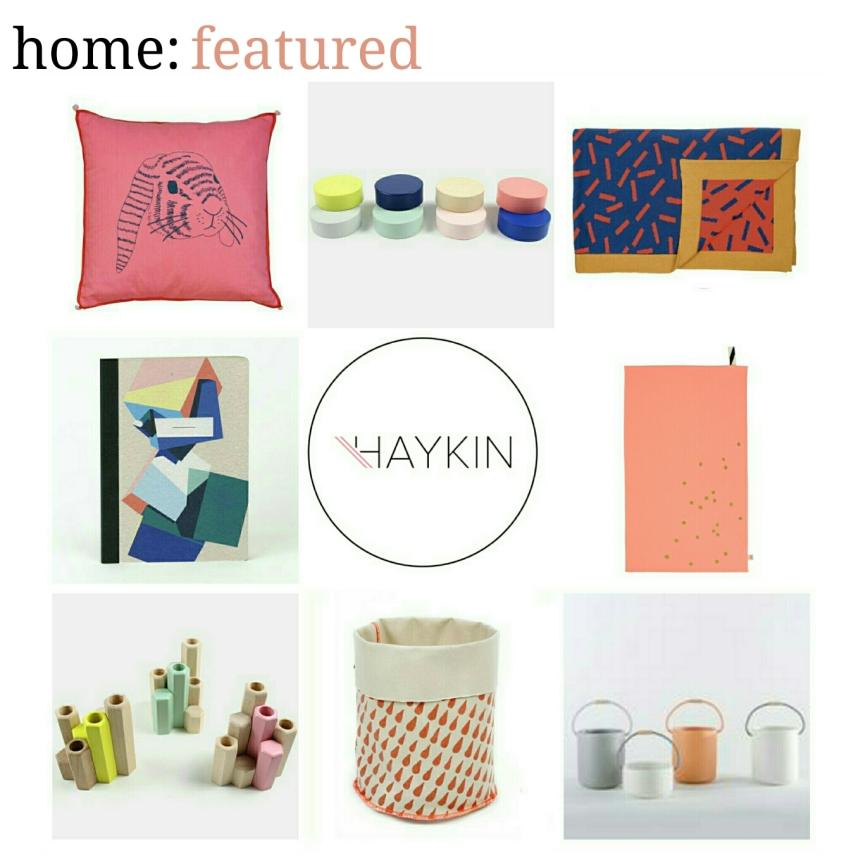home: featured [ Haykin]