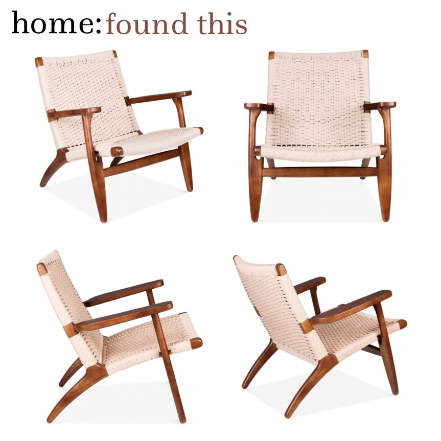 home: found this [ chair ]