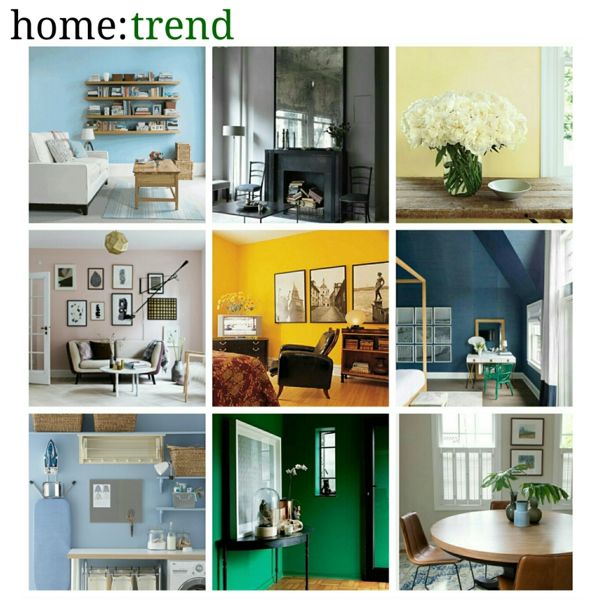 home: trend [ colour your personality ]