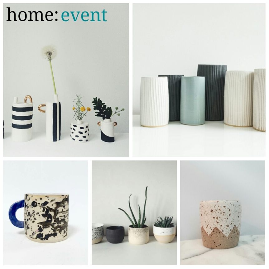 home: event [ independent ceramics market ]