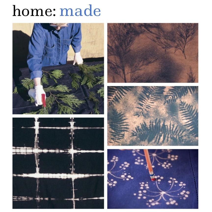 home: made [ bleach dyeing ]