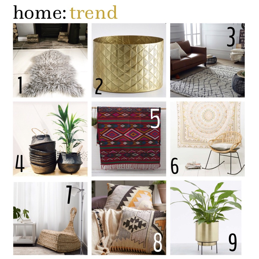home: trend [ bohemian ]