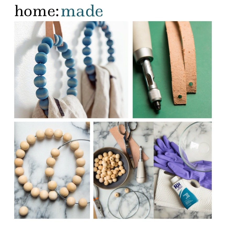 home: made [ towel loops ]