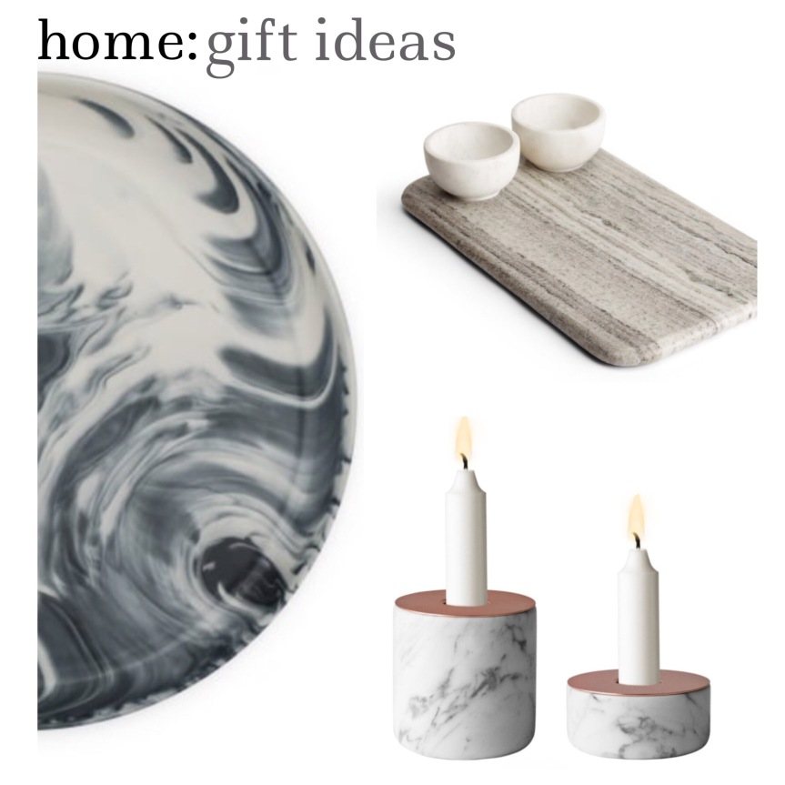 home: gift ideas [ marble]