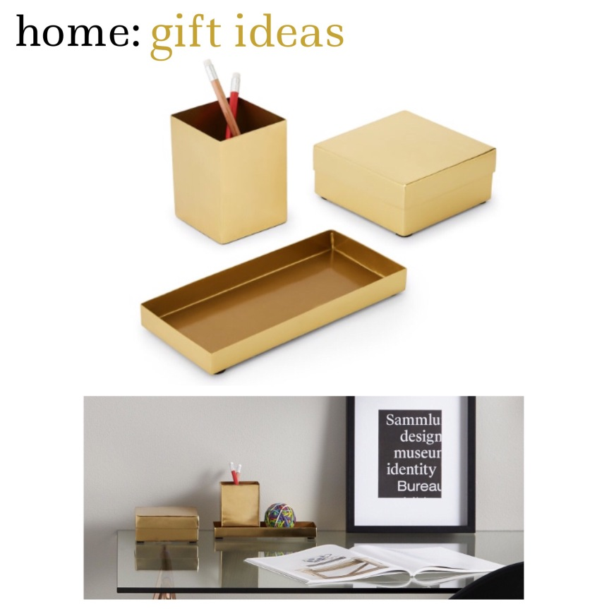 home: gift ideas [ desk tidy ]