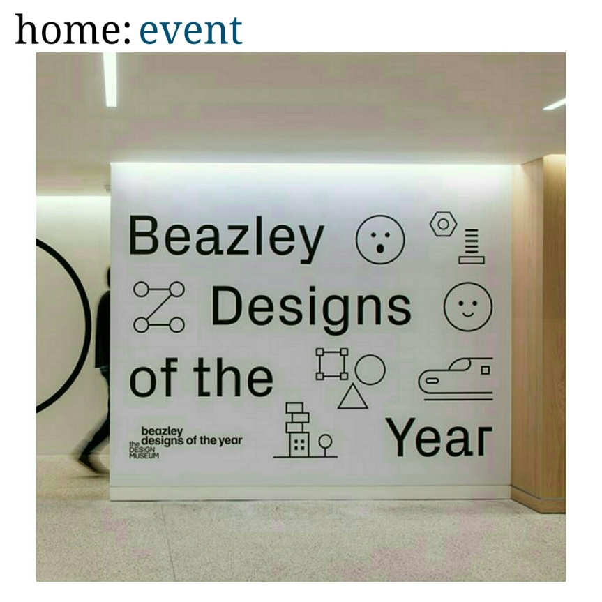 home: event [ Beazley Designs of the Year ]