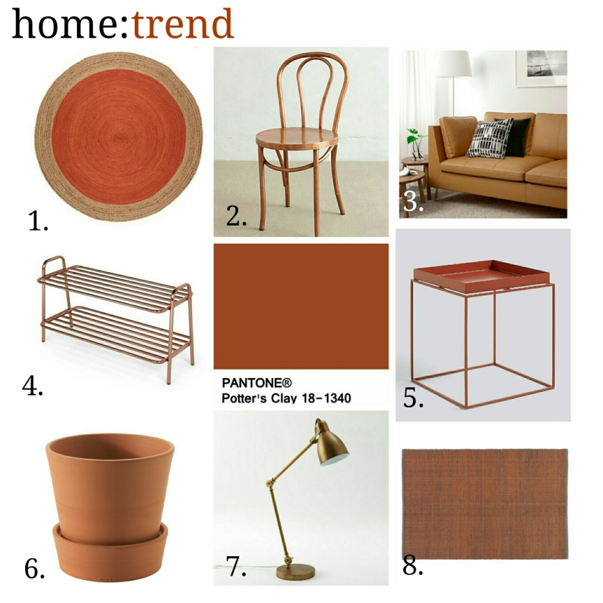 home: trend [ clay ]