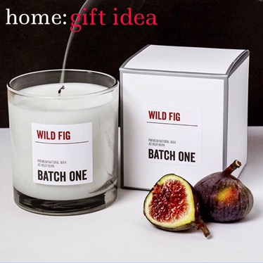 home: gift idea [ candle ]